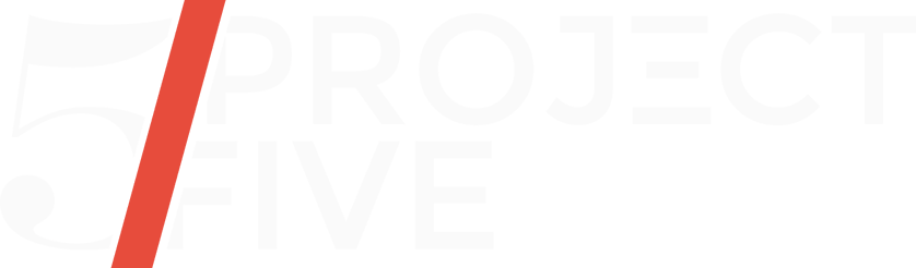 Project Five Logo